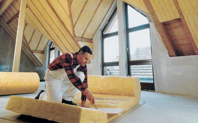 Материалы для теплоизоляции крыши: виды утеплителя, как правильно