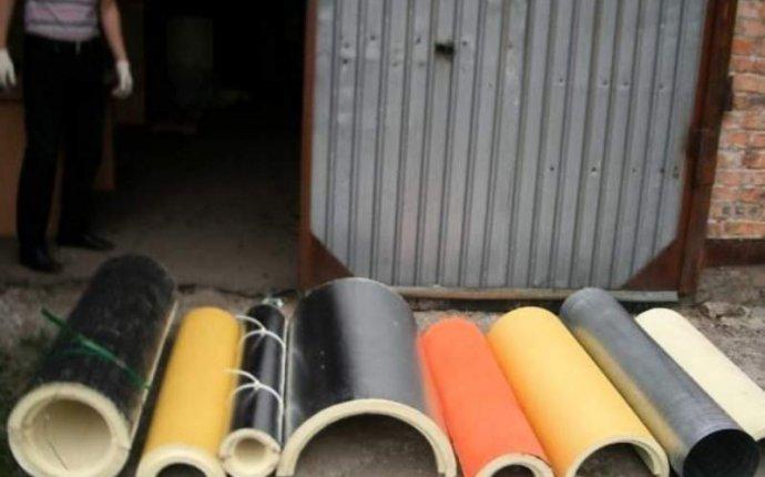 ППУ изоляция по низким ценам Прайс на теплоизоляцию труб