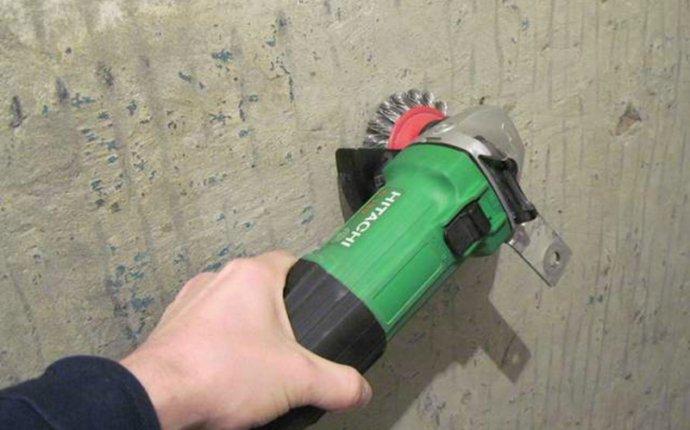 Утепление стен снаружи пенополистиролом: подготовка поверхности